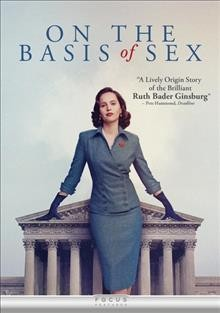 On the basis of sex cover image