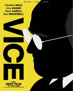 Vice [Blu-ray + DVD combo] cover image