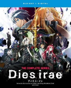 Dies irae. The complete series cover image