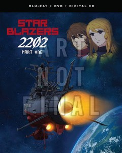 Star Blazers 2202. Part 1 cover image