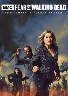 Fear the walking dead. Season 4 cover image