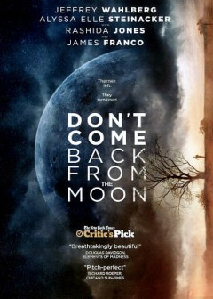 Don't come back from the moon cover image