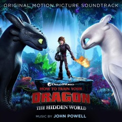 How to train your dragon the hidden world : original motion picture soundtrack cover image