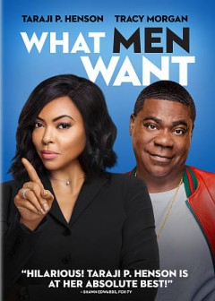 What men want cover image