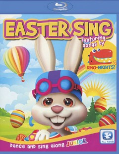 Easter sing cover image