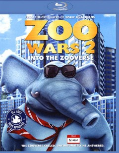 Zoo wars 2 into the Zooverse cover image