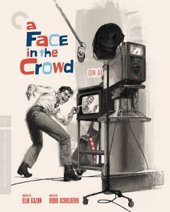 A face in the crowd cover image