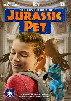 The adventures of Jurassic pet cover image