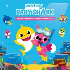 Baby shark the best of baby shark cover image