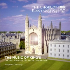 The music of King's choral favourites from Cambridge cover image