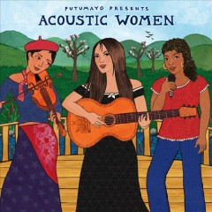 Acoustic women cover image