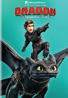 How to train your dragon, the hidden world cover image