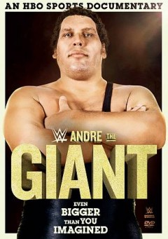 WWE. Andre the giant cover image