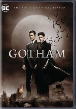 Gotham. Season 5 cover image