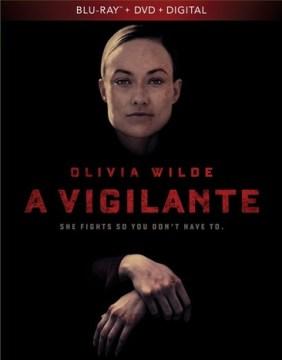 A vigilante [Blu-ray + DVD combo] cover image