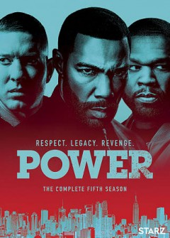 Power. Season 5 cover image