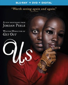 Us [Blu-ray + DVD combo] cover image