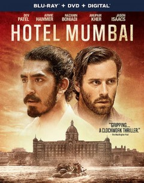 Hotel Mumbai [Blu-ray + DVD combo] cover image