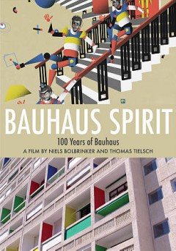 Bauhaus spirit cover image