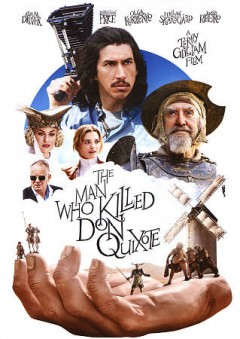 The man who killed Don Quixote cover image