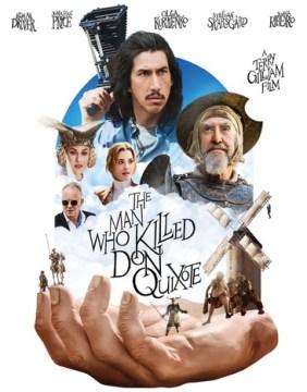 The man who killed Don Quixote cover image