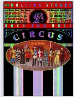 The Rolling Stones rock and roll circus cover image