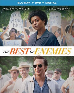 The best of enemies [Blu-ray + DVD combo] cover image