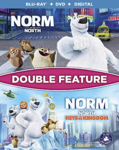 Norm of the north Norm of the north. Keys to the kingdom : double feature cover image