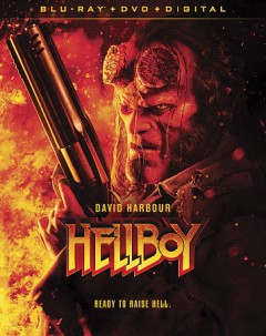 Hellboy [Blu-ray + DVD combo] cover image