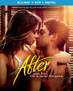 After [Blu-ray + DVD combo] cover image