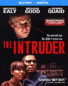 The intruder cover image