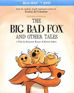 The big bad fox and other tales [Blu-ray + DVD combo] cover image