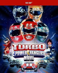 Turbo a Power Rangers movie cover image