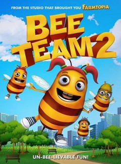 Bee team 2 cover image