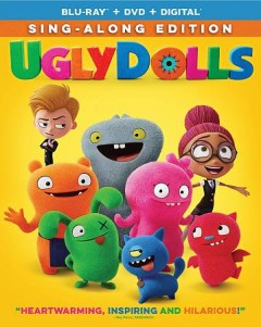 Ugly Dolls [Blu-ray + DVD combo] cover image