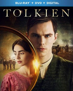 Tolkien [Blu-ray + DVD combo] cover image