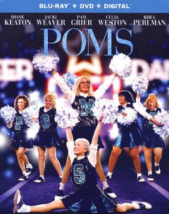 Poms [Blu-ray + DVD combo] cover image