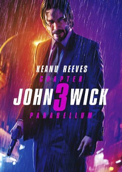 John Wick: Chapter 3, Parabellum cover image