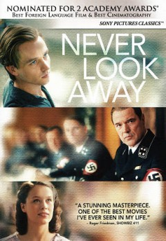 Never look away cover image