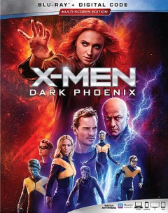 X-Men. Dark Phoenix cover image