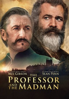 The professor and the madman cover image