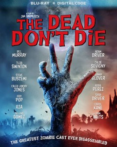 The dead don't die cover image