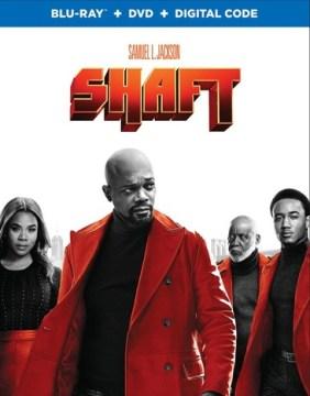 Shaft [Blu-ray + DVD combo] cover image