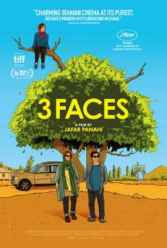 3 faces cover image