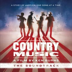 Country music the soundtrack cover image