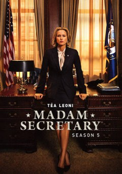 Madam Secretary. Season 5 cover image