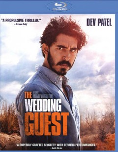 The wedding guest cover image