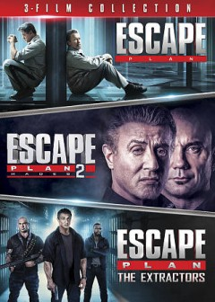 Escape plan 3-film collection cover image