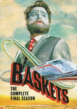 Baskets. Season 4 cover image