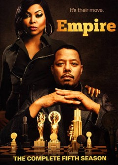 Empire. Season 5 cover image